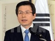 Presidente interino de Sudcorea valora los lazos con Vietnam
