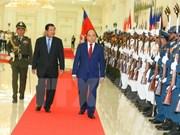 Premier camboyano destaca histórico significado de la visita de su par vietnamita