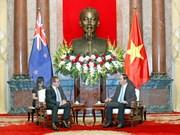 Vietnam y Nueva Zelanda robustecen cooperación en formación de personal