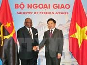 Vietnam reitera importancia de los nexos con Angola