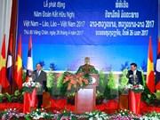 Lanzan Año de solidaridad y amistad Vietnam- Laos