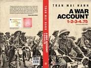 "Presentan al público versión en inglés de novela histórica ""Un Acta de Guerra 1-2-3-4.75"""