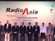 Inauguran en Tailandia Conferencia Asiática de Radiodifusión