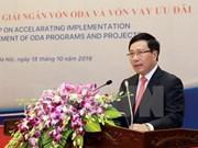 Vietnam mejora el uso de la Asistencia Oficial para el Desarrollo