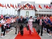 Premier vietnamita concluye visita oficial a Laos