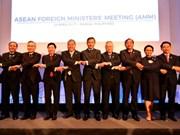 Cancilleres de ASEAN reiteran compromiso con código de conducta en Mar del Este