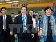 Presidente de Asamblea Nacional de Sudcorea finaliza visita a Vietnam