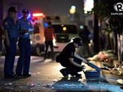 Filipinas: Explosión en Manila deja 11 heridos