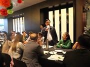 Fortifican conexión entre empresas de localidades vietnamita y australiana