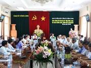 Vinh Long efectúa diversas actividades conmemorativas de reunificación nacional