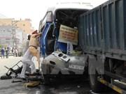 Tercer día festivo reporta aumento abrupto de accidentes de tránsito