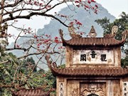 Pagoda Huong - un destino para viajes de primavera