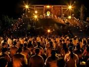 Efectúan en Ciudad Ho Chi Minh Semana Cultural por el Vesak
