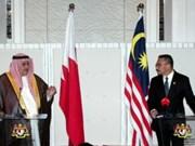 Bahréin abrirá embajada en Malasia