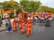 Festival de Oficios Tradicionales de Hue 2017 propició auge del turismo