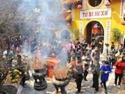 Felicitan a comunidad de seguidores budistas por Vesak 2017