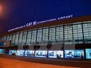 Construirán segunda terminal del aeropuerto de Cat Bi en Hai Phong