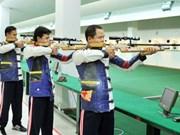 Participa Vietnam en campeonato sudesteasiático de tiro deportivo