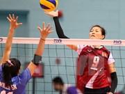 Abierto torneo femenino de Voleibol de playa Asia- Tuan Chau 2017