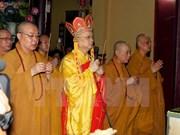 Presidente de Vietnam felicita a budistas por Vesak 2017
