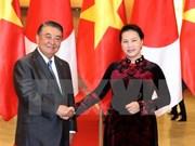 Vietnam y Japón fortalecen nexos legislativos