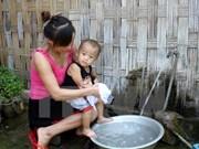 Vietnam prevé elevar al 95 por ciento de población con acceso a agua potable en 2020