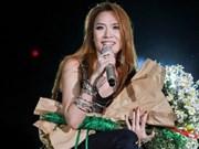 Cantante vietnamita My Tam nominada a premio BAMA Music
