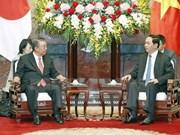 Corroboran futuro alentador de nexos Vietnam-Japón