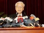 Comité Central del PCV aprueba agenda del quinto pleno