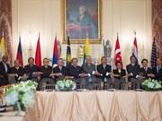 Estados Unidos respalda el protagonismo de ASEAN en la región, dice Rex Tillerson