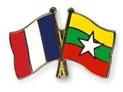 Myanmar y Francia fortalecen cooperación económica