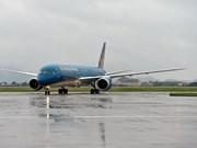 Vietnam Airlines recibe undécimo Boeing 787-9