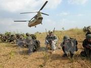Filipinas y Estados Unidos inician maniobras conjuntas
