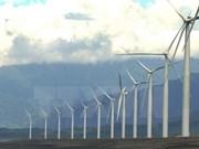 Asistencia alemana al desarrollo de energía eólica en Vietnam