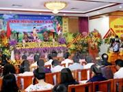 Comunidad vietnamita en India festeja el Día de Vesak