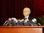 Comité Central del PCV aprueba tres resoluciones sobre economía