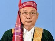Presidente del Senado de Myanmar visita Ciudad Ho Chi Minh