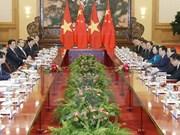 Presidente vietnamita reitera nexos amistosos con China