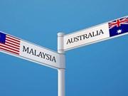 Malasia y Australia se unen para luchar contra el crimen transnacional