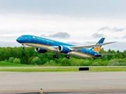Vietnam Airlines obtiene ganancias millonarias en primer trimestre de 2017