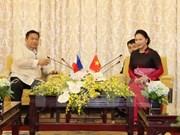 Vietnam y Filipinas por consolidar cooperación en enfrentamiento a cambio climático