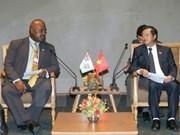 Legisladores vietnamitas y fijianos instan a impulsar lazos bilaterales