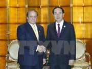 Presidente vietnamita cumple amplia agenda de encuentros en China