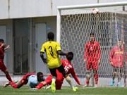 Vietnam empata con Vanuatu en partido de preparación para Copa Mundial sub 20 de fútbol