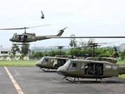 Filipinas y EE.UU. realizan ejercicios conjuntos sobre enfrentamiento a desastres naturales