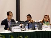 Altos funcionarios de APEC debaten temas sobre era de tecnología informática