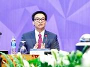 Vicepremier vietnamita: Recursos humanos son el centro del desarrollo en era digital