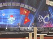 LH-NICESHOT se corona en Robocon Vietnam 2017