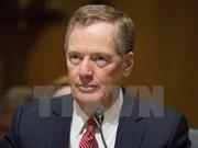 Representante comercial de EE.UU. asistirá a reunión de ministros de Economía de APEC