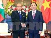 Vietnam y Myanmar impulsan cooperación por desarrollo mutuo
